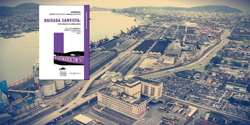 E-book Baixada Santista: transformações na ordem urbana