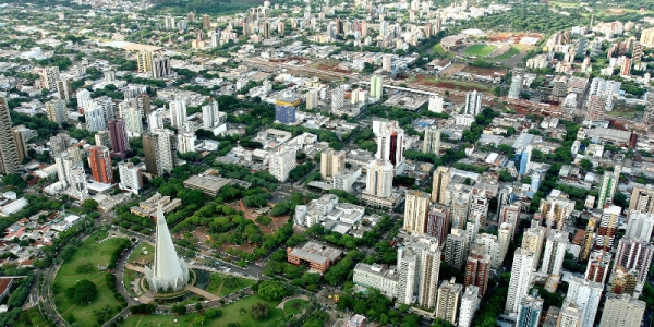 Maringá: segregação e fragmentação sócio-espacial